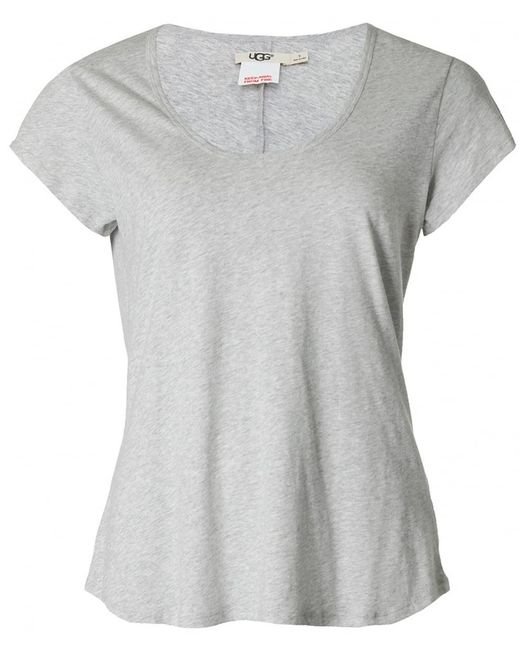 Ugg - Gray V Neck - Lyst