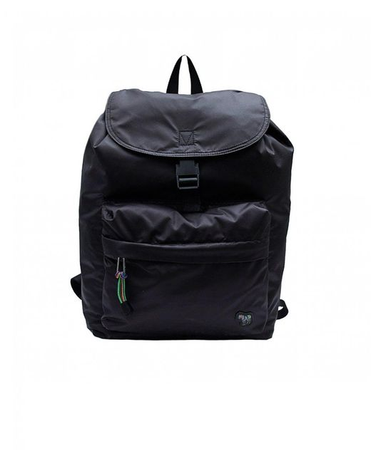 Paul Smith - Black Pocket Backpack for Men - Lyst ... 2b3cc397a