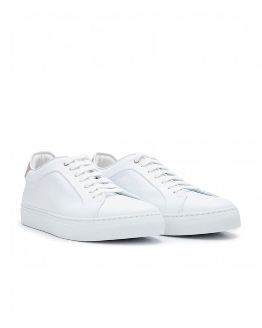 Paul Smith - White Basso Heel Multi Striped Trainers for Men - Lyst