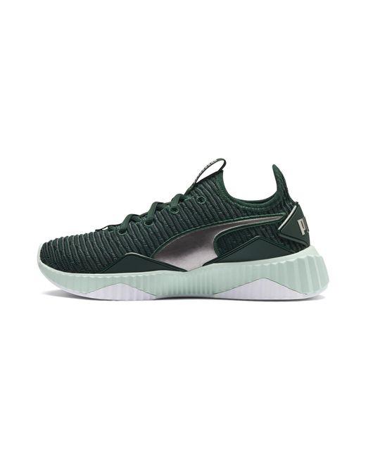 2067e2cccdb3ef PUMA - Multicolor Defy Trailblazer Women s Sneakers - Lyst ...