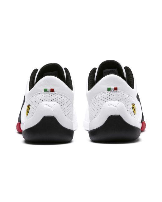 095bedbe9de7ba ... PUMA - White Scuderia Ferrari Kart Cat Iii Sneakers for Men - Lyst ...