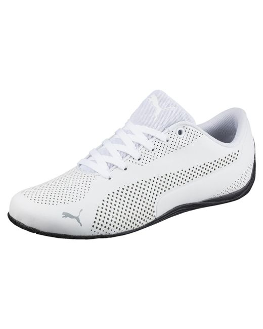 PUMA - White Drift Cat Ultra Reflective Shoes for Men - Lyst