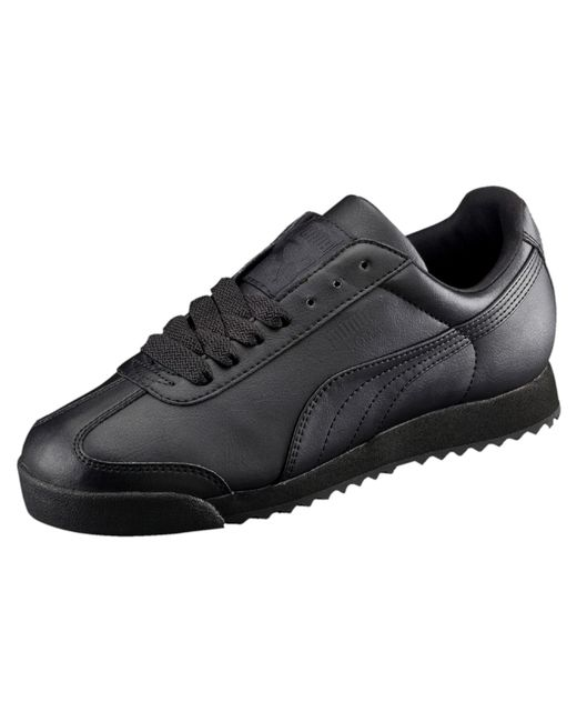 Puma Roma Basic Women S Sneakers In Black Lyst