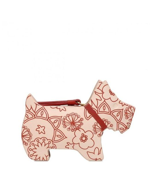 b800faad6d73 ... Radley - Pink If Pigs Could Fly Small Zip-top Coin Purse - Lyst ...