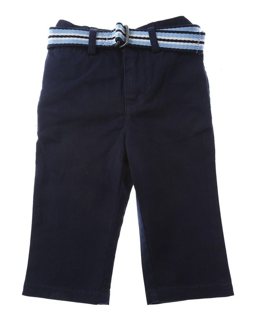 Ralph Lauren - Blue Baby Pants For Boys On Sale for Men - Lyst