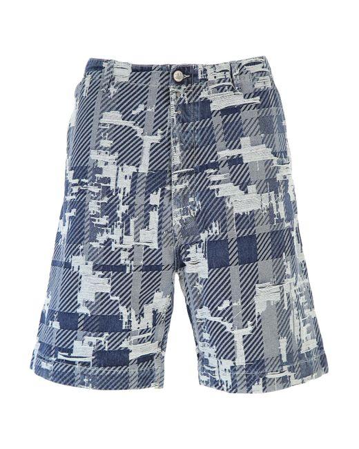 Vivienne Westwood - Blue Shorts For Men On Sale for Men - Lyst