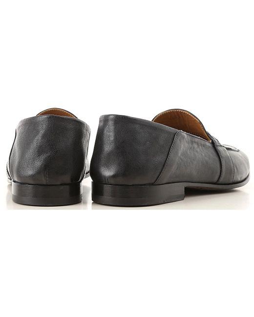 dc35cb09ae2 ... Moreschi - Black Shoes For Men for Men - Lyst ...