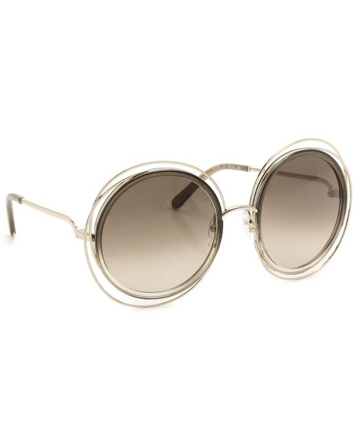 Chloé - Multicolor Sunglasses On Sale - Lyst