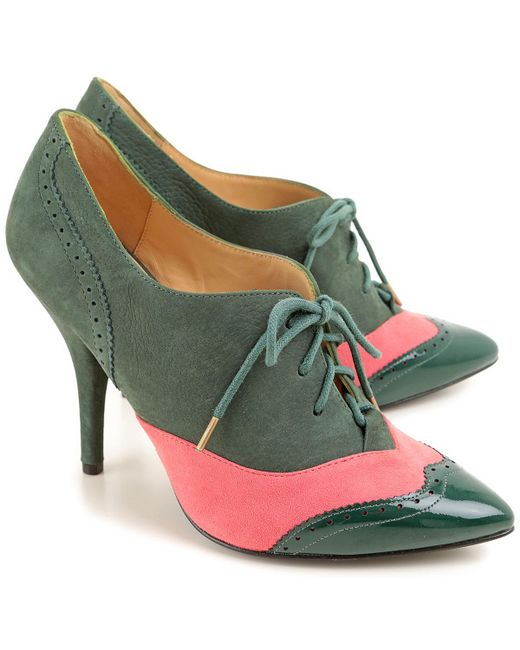 Vivienne Westwood - Green Shoes For Women - Lyst