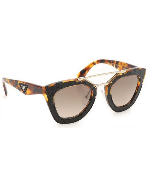 Prada - Multicolor Sunglasses On Sale - Lyst