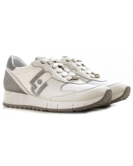 5cc92f08658 Liu Jo - Multicolor Shoes For Women - Lyst ...