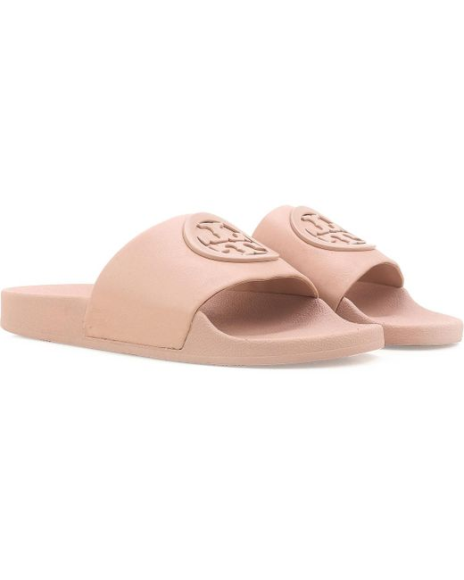 0f58c694711c Lyst - Tory Burch Sandals For Women On Sale In Outlet in Pink - Save 17%