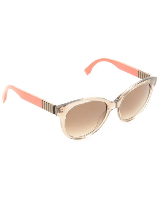 4b24ee32f9 Fendi - Multicolor Sunglasses - Lyst Fendi - Multicolor Sunglasses - Lyst  ...