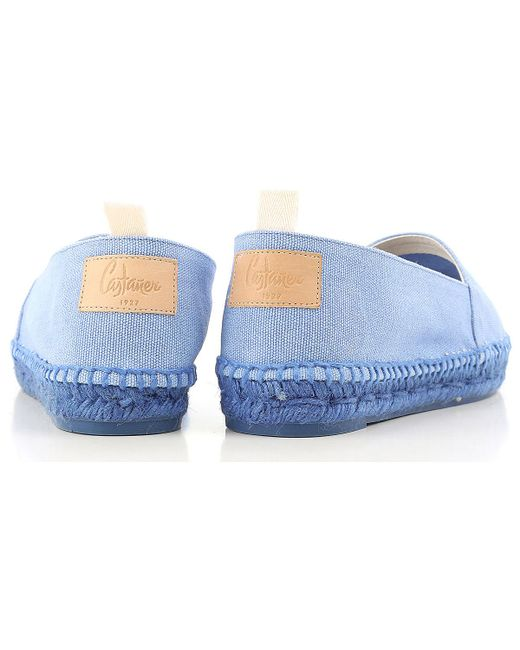 ... Castaner - Blue Shoes For Women - Lyst ...