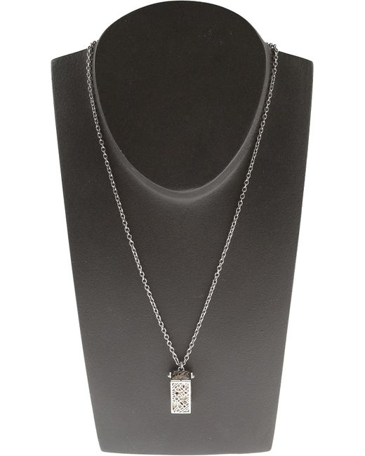 Vivienne Westwood - Metallic Necklaces for Men - Lyst