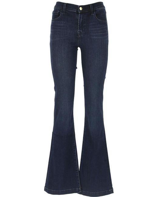 J Brand - Blue Jeans On Sale - Lyst