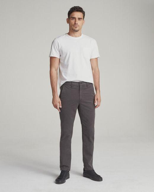 Rag & Bone - Gray Fit 1 Chino for Men - Lyst