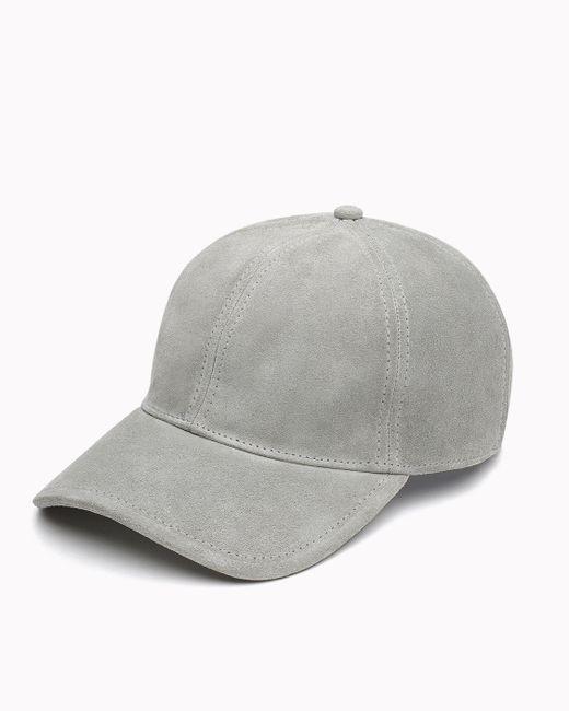 Rag & Bone - Gray Marilyn Baseball Cap - Lyst