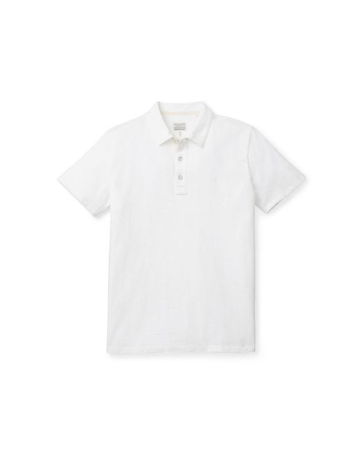 Rag & Bone | White Standard Issue Polo for Men | Lyst