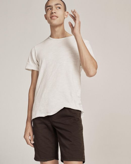 Rag & Bone | Black Standard Issue Chino Short for Men | Lyst