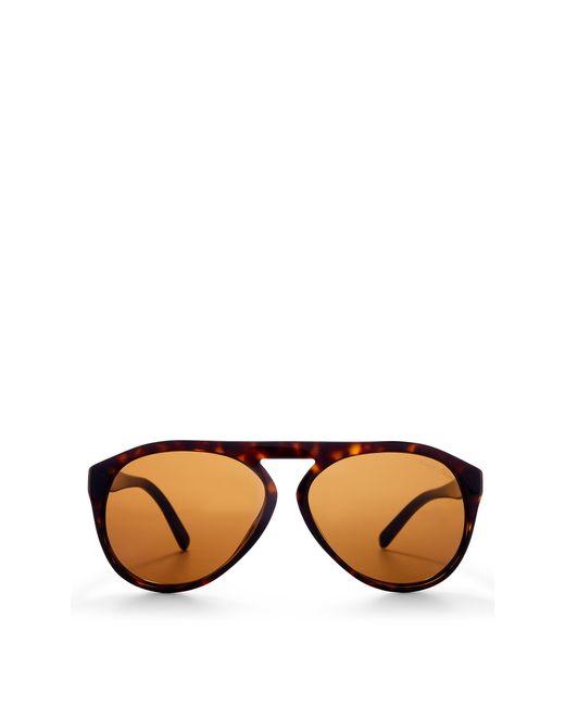 Ralph Lauren | Blue Large Keyhole Sunglasses for Men | Lyst