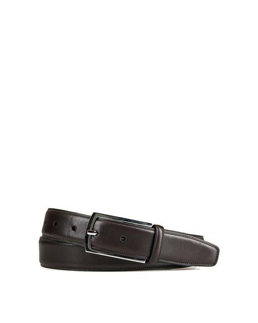 Ralph Lauren | Black Calfskin Belt for Men | Lyst