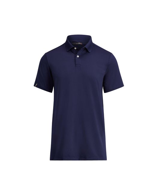 Ralph Lauren | Blue Tailored-fit Lightweight Polo for Men | Lyst