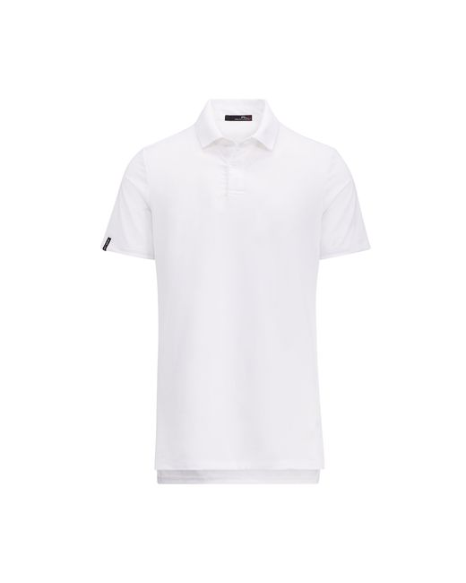 Ralph Lauren | White Tailored-fit Lightweight Polo for Men | Lyst