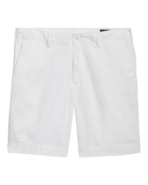 Polo Ralph Lauren | White Straight-fit Chinoshorts Aus Pima for Men | Lyst