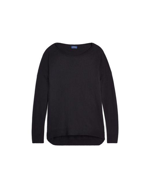 Polo Ralph Lauren - Black Fine-gauge Crewneck Sweater - Lyst
