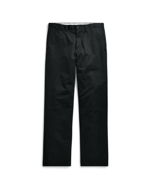 Polo Ralph Lauren - Black Stretch Classic Fit Chino for Men - Lyst