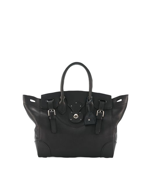 Ralph Lauren - Black Soft Ricky Bag - Lyst