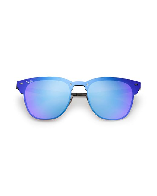 98d178fa9d Blue Ray Ban Clubmaster