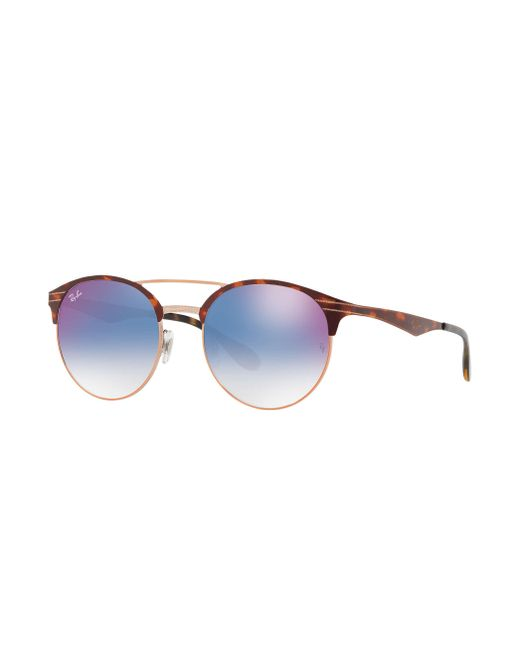 904dcf6c17 Ray-Ban Rb3545 in Blue - Lyst