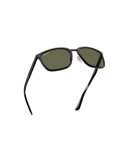 4d1696320fa ... Ray-Ban - Rb4303 Brown - Lyst ...