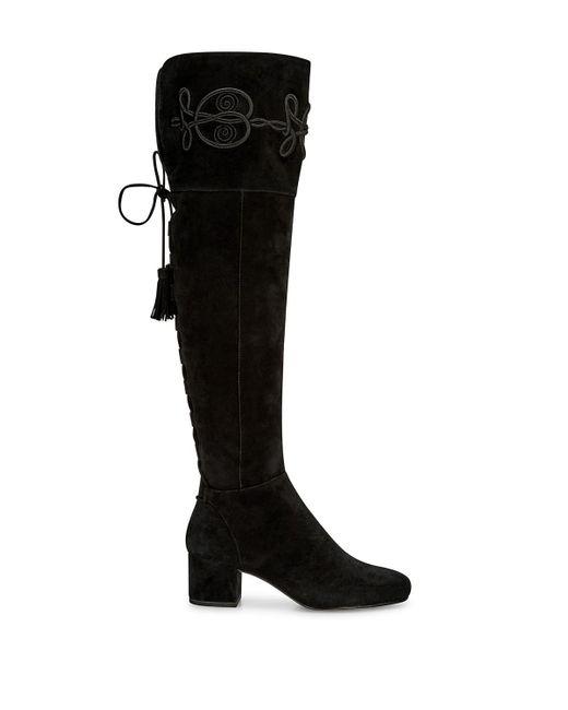 Rebecca Minkoff   Black Shiloh Boot   Lyst