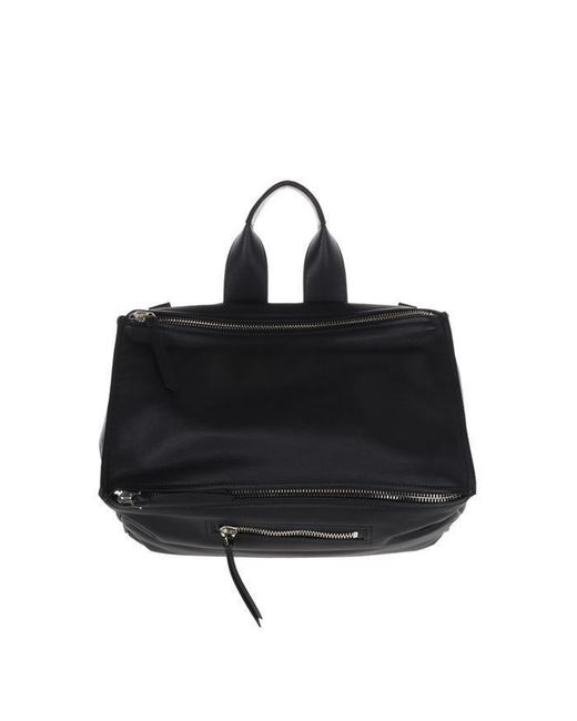 a6c4b3aaf5 Givenchy - Black Pandora Messenger for Men - Lyst ...
