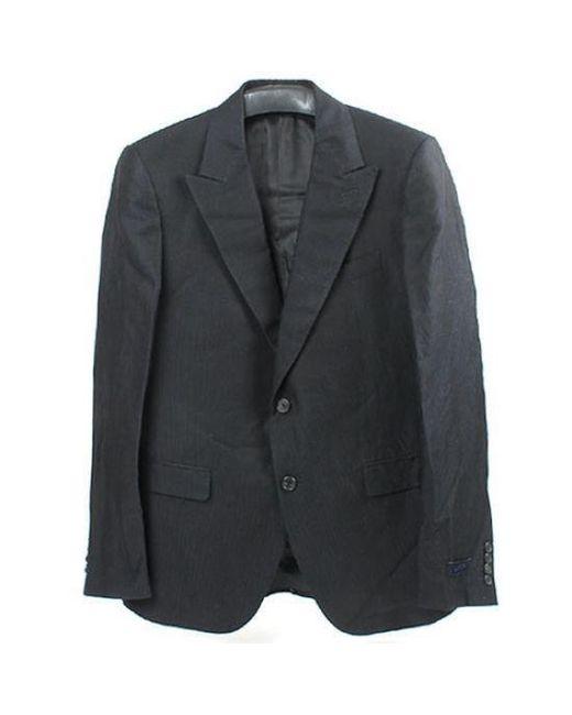 Lanvin - Black Men's Jacket for Men - Lyst