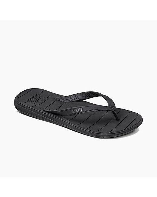 aa51d282d4c3 ... Reef - Black Switchfoot Lx for Men - Lyst ...