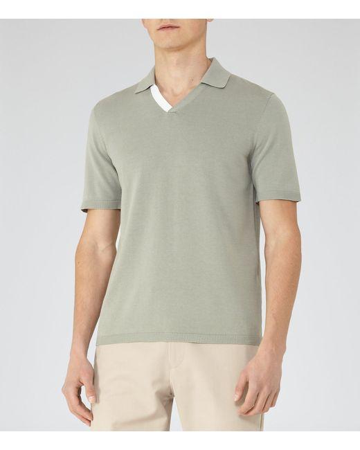 Reiss | Green Capa for Men | Lyst