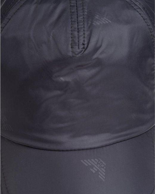 8aec0dbd39647 ... Emporio Armani - All Over Logo Baseball Cap
