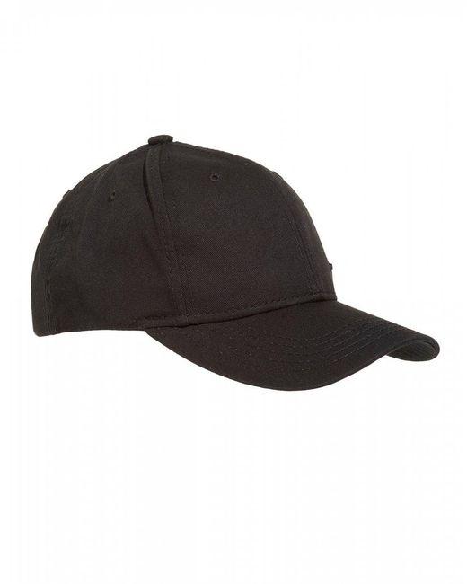 True Religion - Metal Logo Black Baseball Cap for Men - Lyst
