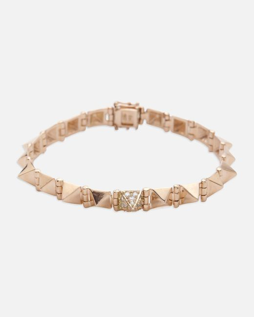 Anita Ko | Multicolor Small Spike Diamond Bracelet | Lyst