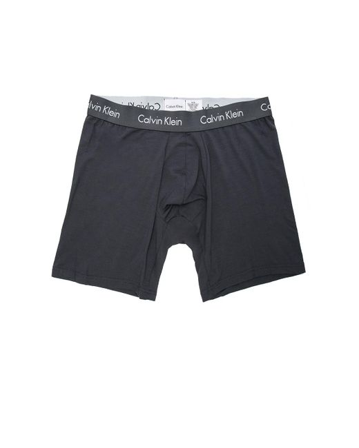 Calvin Klein - Blue Body Modal Boxer Briefs for Men - Lyst