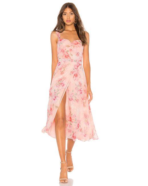 Yumi Kim - Ariana Dress In Pink - Lyst