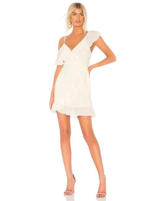 Donna Mizani - White Selena Dress - Lyst