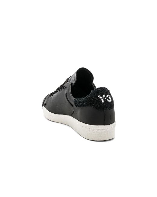 a80f21d67 Y-3 Superknot in Black for Men - Save 13.584905660377359% - Lyst