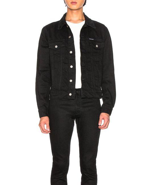 Calvin Klein - Black Modern Classic Trucker for Men - Lyst