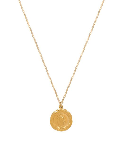 Natalie B. Jewelry - X Revolve Victorian Guadalupe Necklace In Metallic Gold. - Lyst