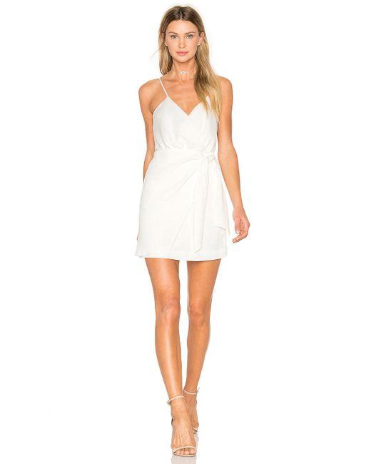 StyleStalker   White Knox Dress   Lyst